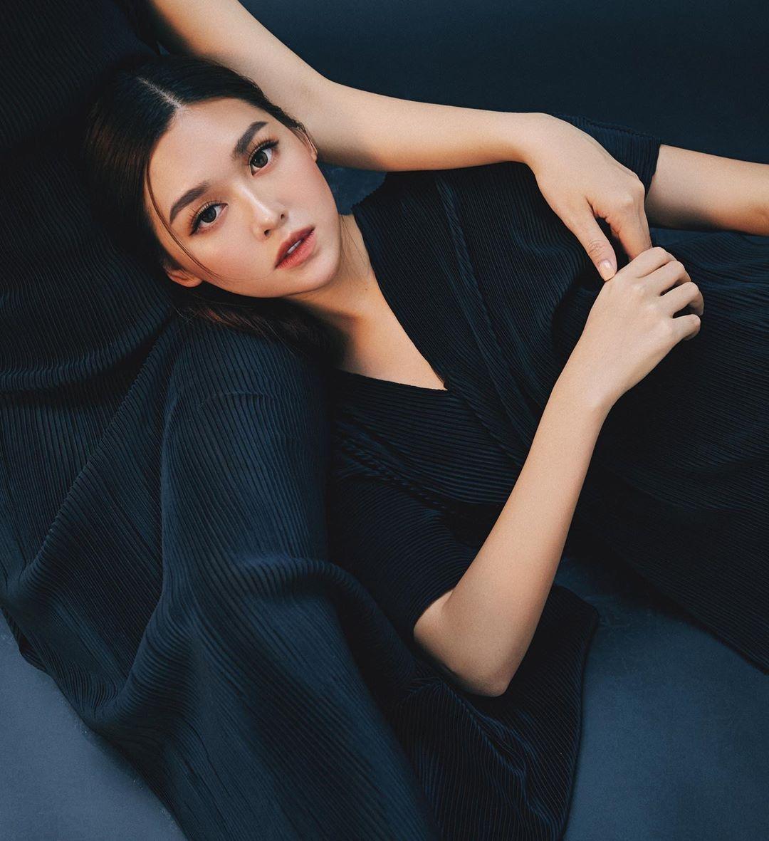 Tuong San - tu hot girl mang den top 8 Hoa hau Quoc te hinh anh 28