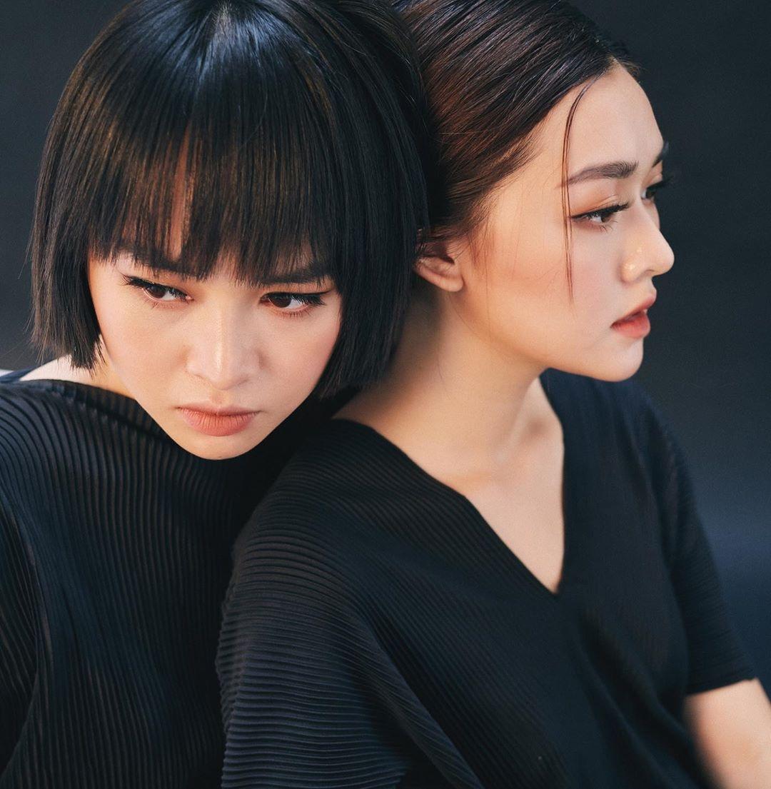 Tuong San - tu hot girl mang den top 8 Hoa hau Quoc te hinh anh 27