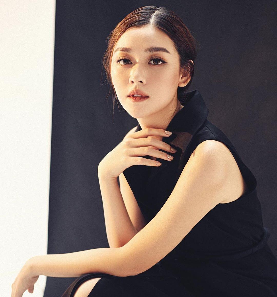 Tuong San - tu hot girl mang den top 8 Hoa hau Quoc te hinh anh 26