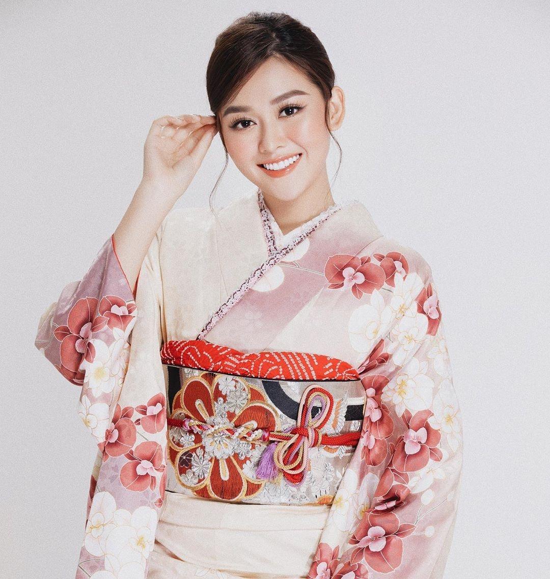 Tuong San - tu hot girl mang den top 8 Hoa hau Quoc te hinh anh 43