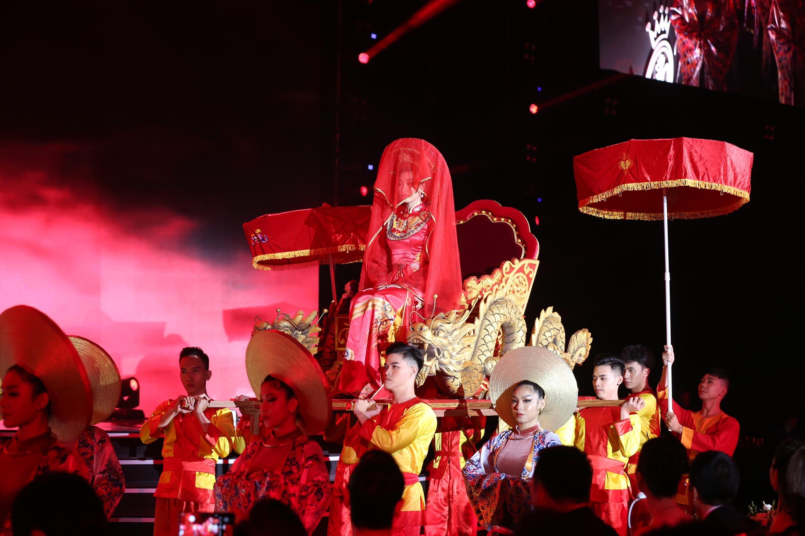 Chung ket Hoa hau Viet Nam 2020 anh 11