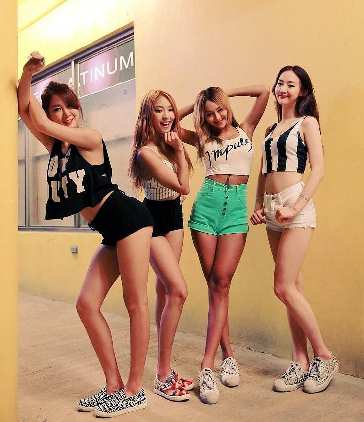 summer queen kpop anh 2
