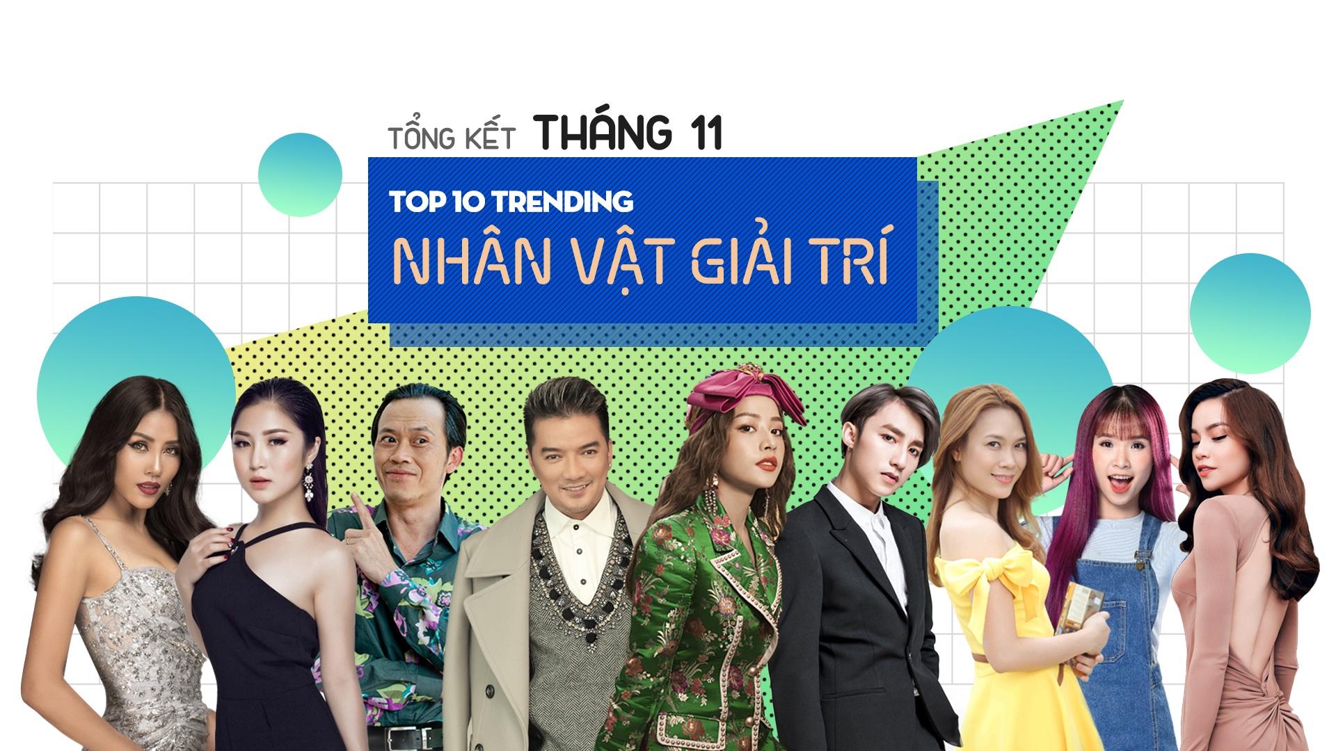 10 ngoi sao hot nhat Internet Viet Nam thang 11 hinh anh 1