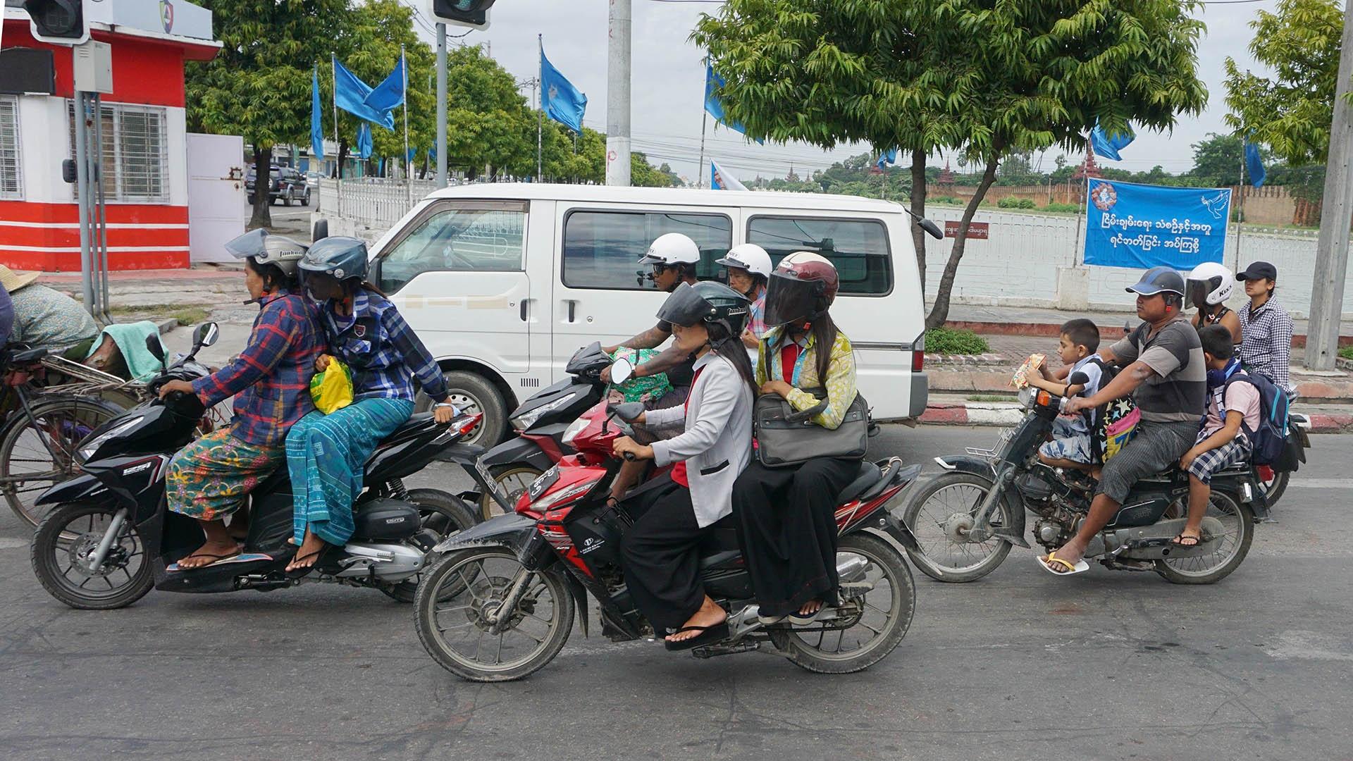 Kham pha Myanmar anh 15