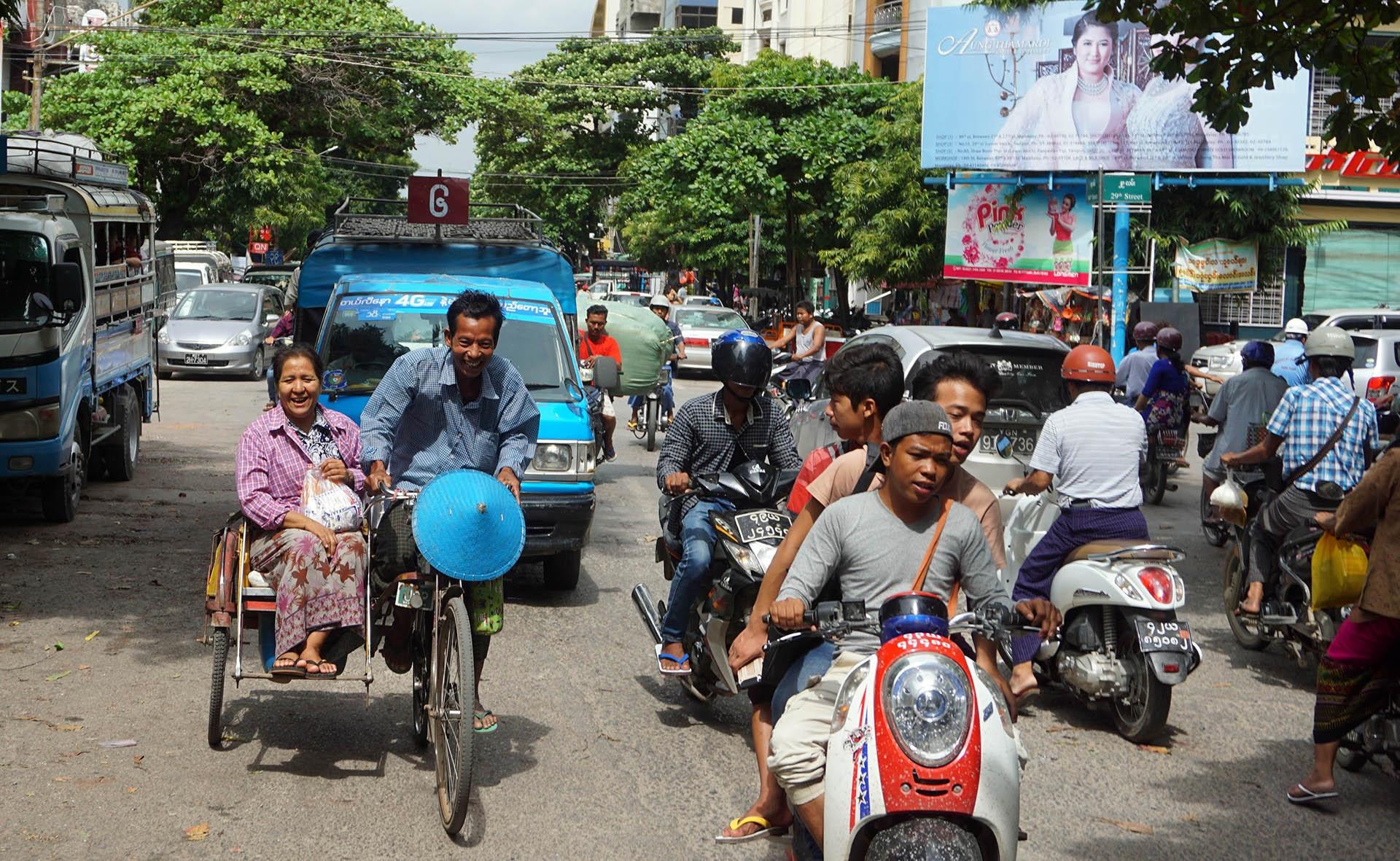 Kham pha Myanmar anh 16
