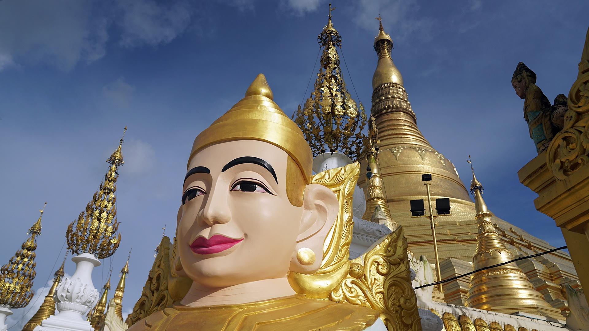 Kham pha Myanmar anh 19