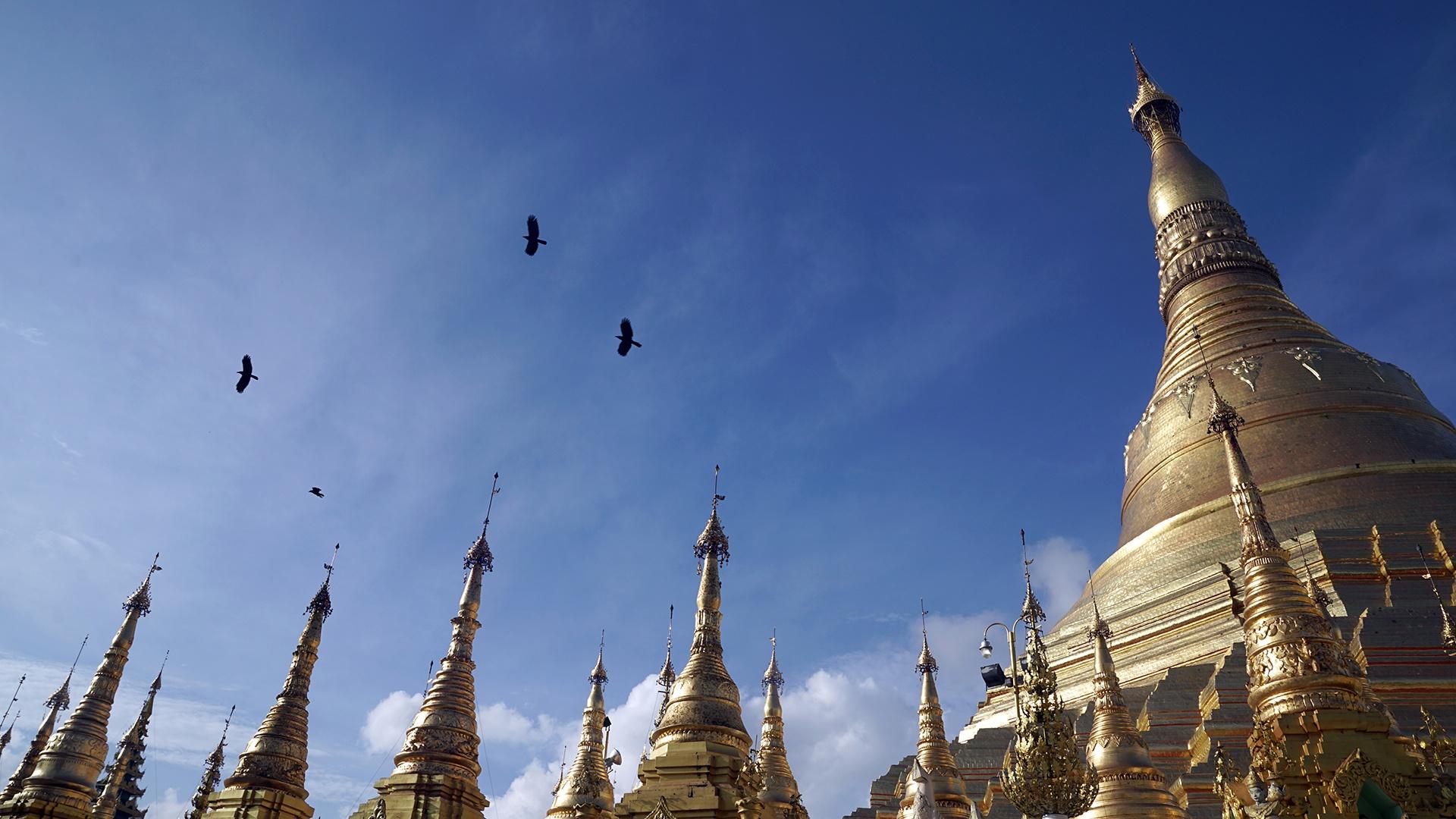 Kham pha Myanmar anh 21