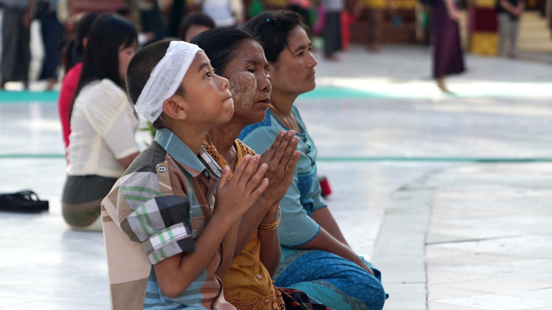 Kham pha Myanmar anh 20