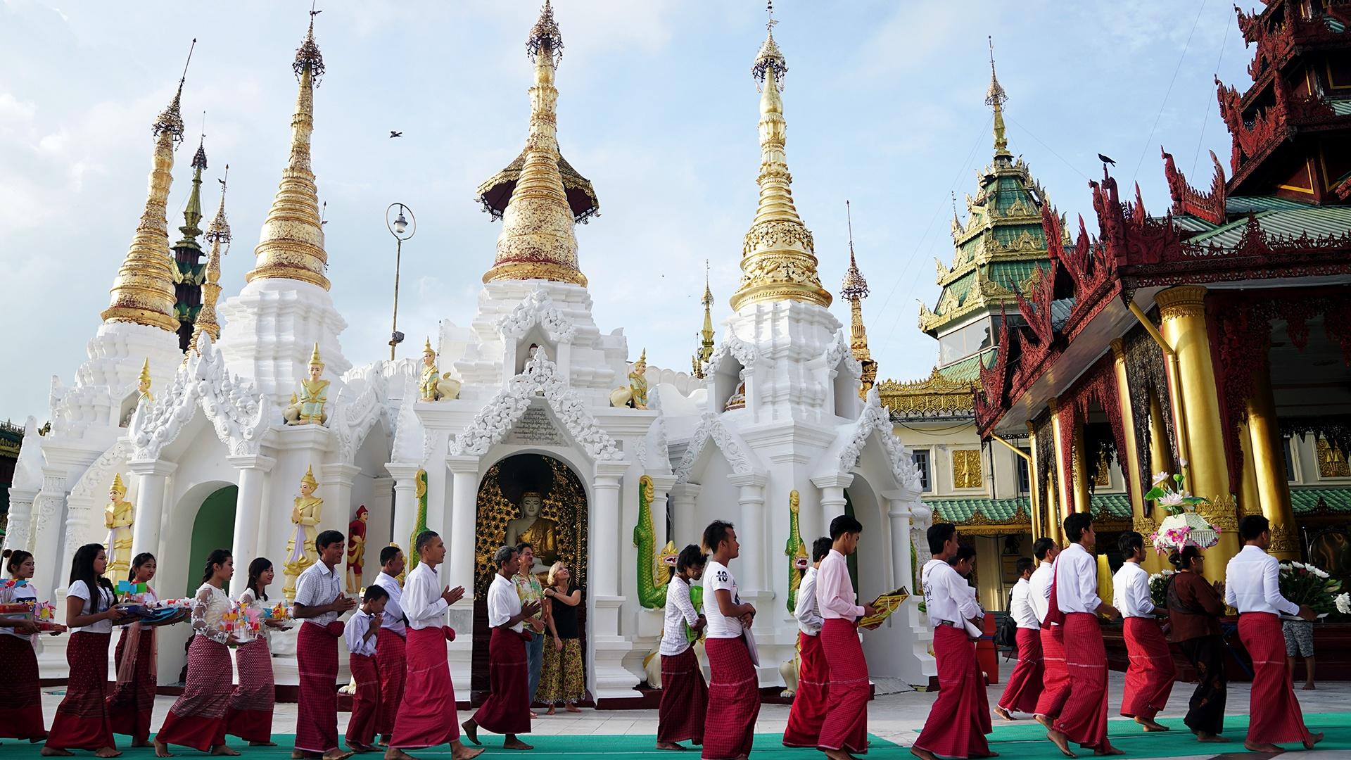Kham pha Myanmar anh 18