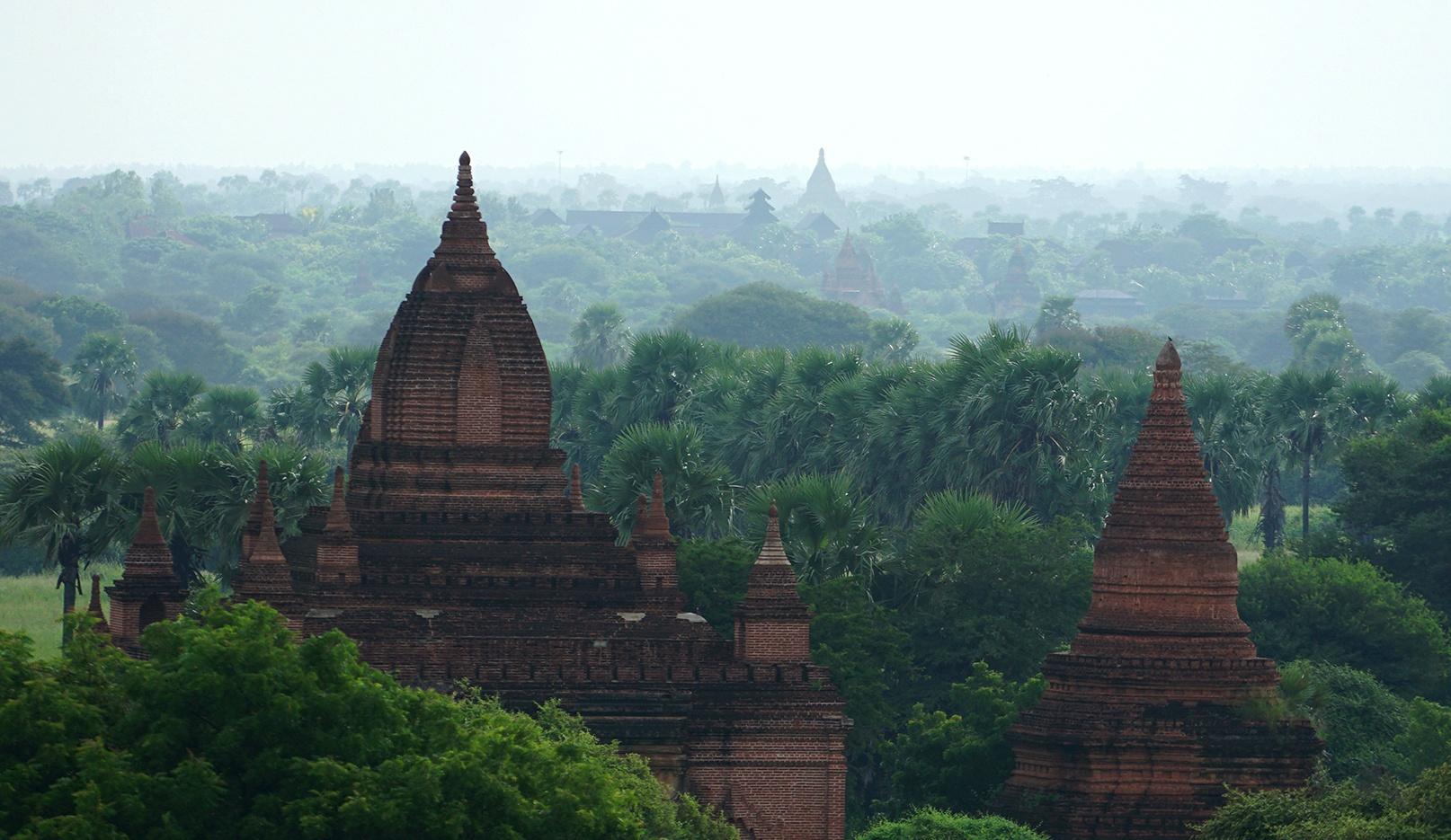 Kham pha Myanmar anh 5