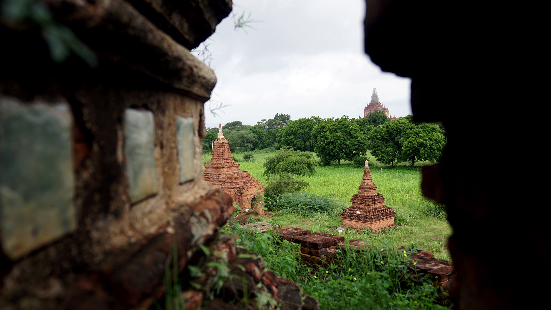 Kham pha Myanmar anh 3