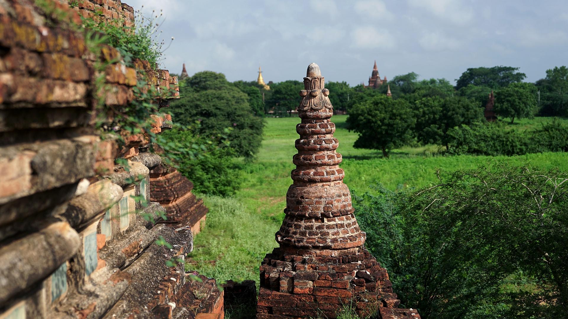 Kham pha Myanmar anh 4