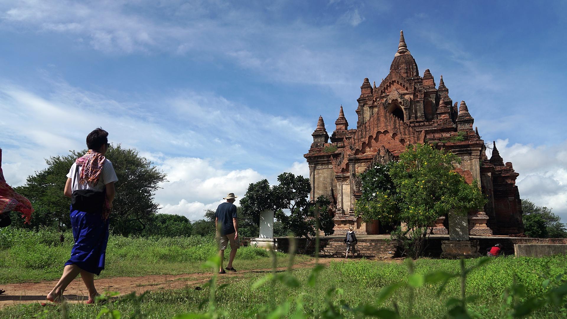 Kham pha Myanmar anh 6