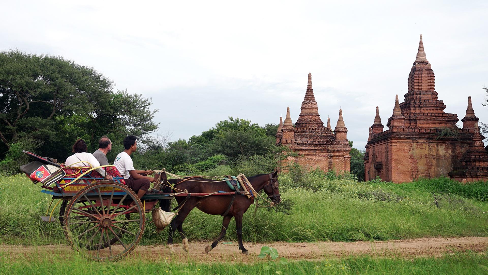 Kham pha Myanmar anh 13
