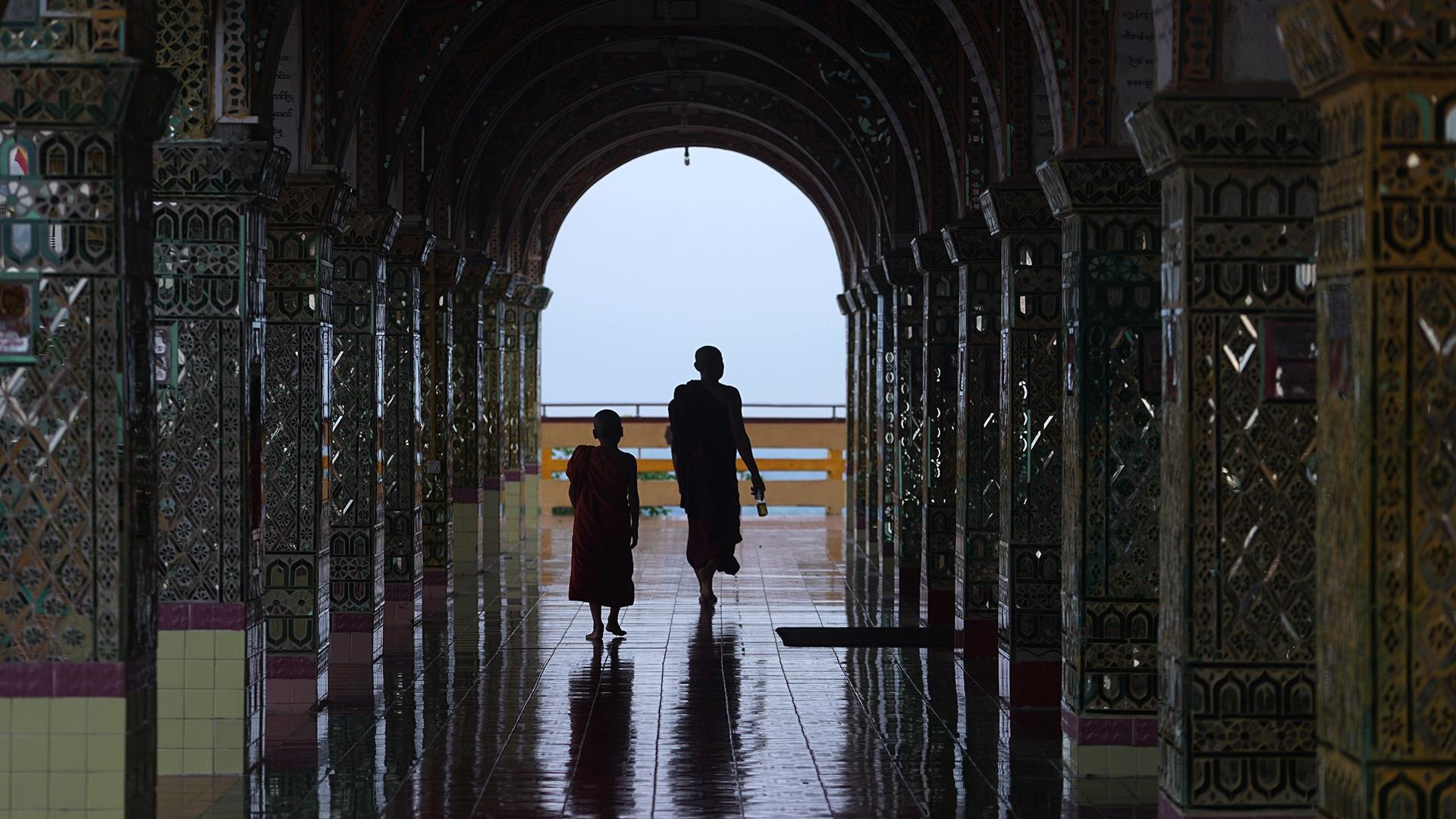 Kham pha Myanmar anh 1