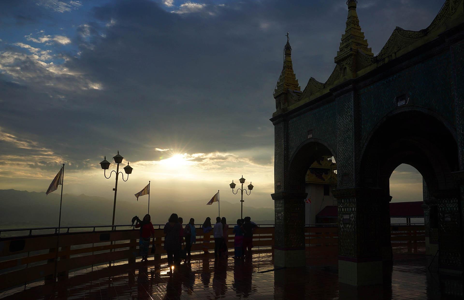 Kham pha Myanmar anh 8