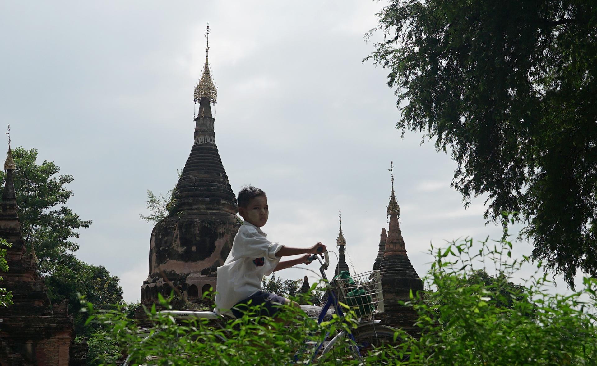 Kham pha Myanmar anh 10