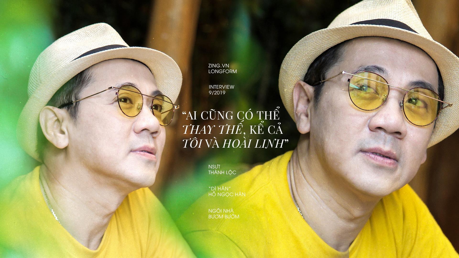 Nghe si Thanh Loc: 'Ai cung co the thay the, ke ca toi va Hoai Linh' hinh anh 2