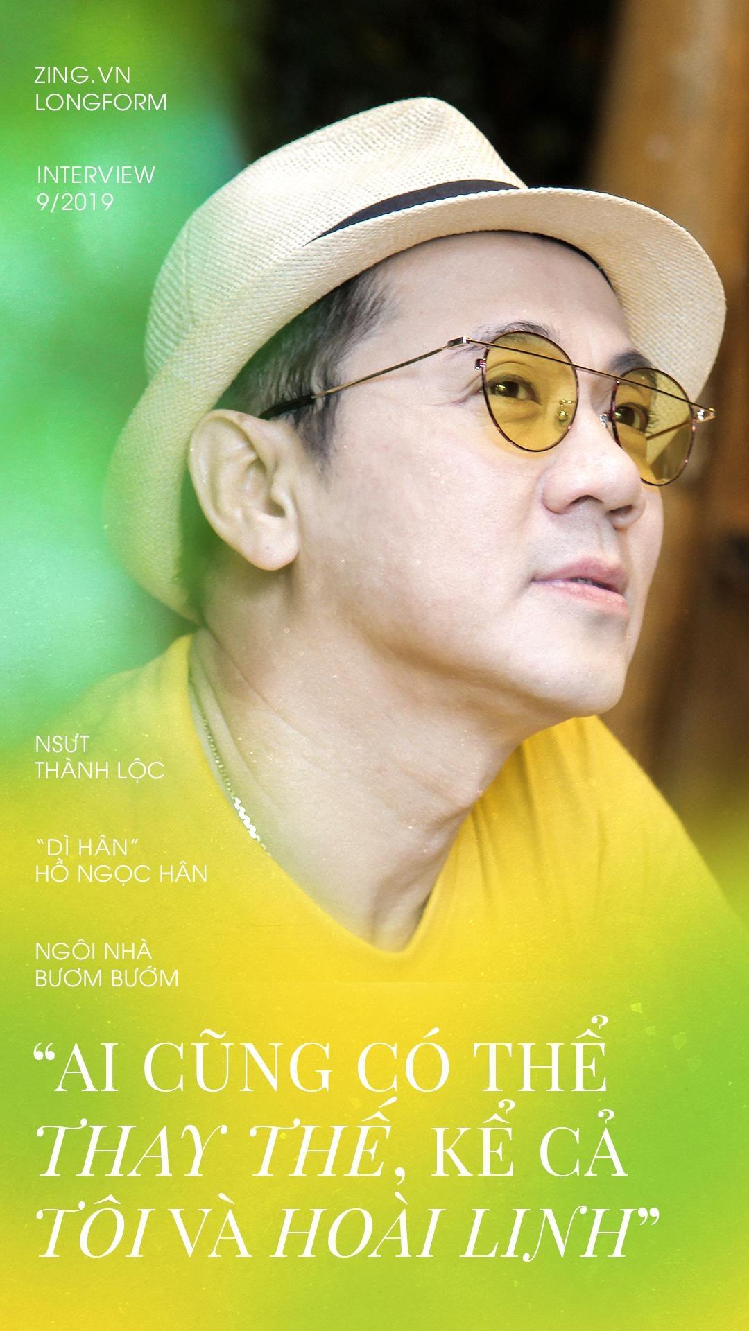 Nghe si Thanh Loc: 'Ai cung co the thay the, ke ca toi va Hoai Linh' hinh anh 1