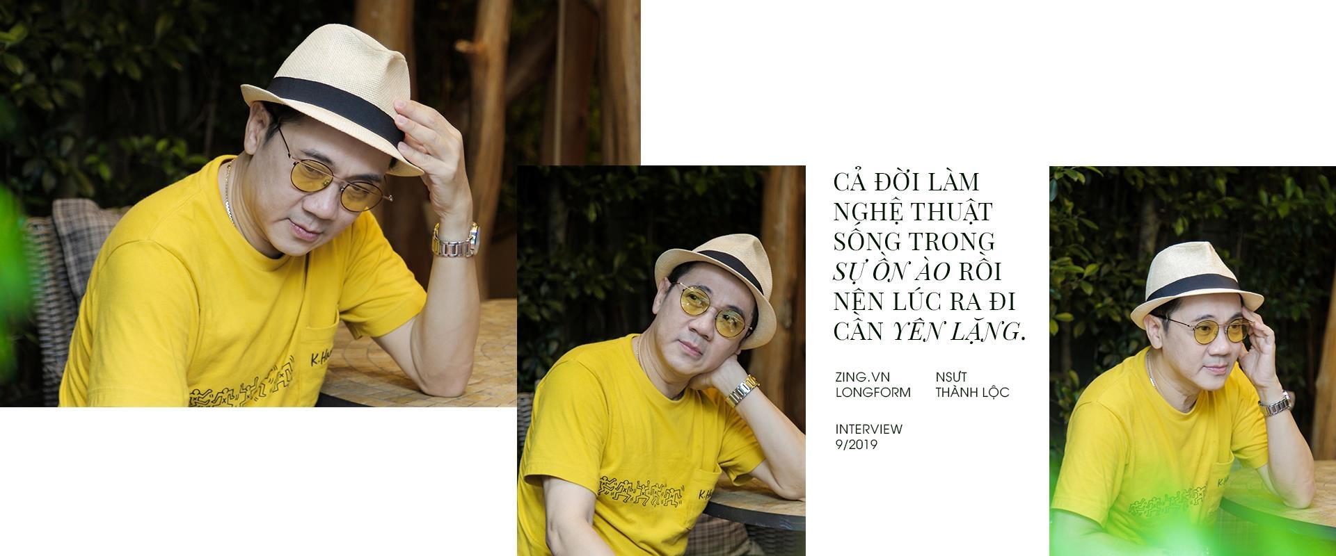 Nghe si Thanh Loc: 'Ai cung co the thay the, ke ca toi va Hoai Linh' hinh anh 19