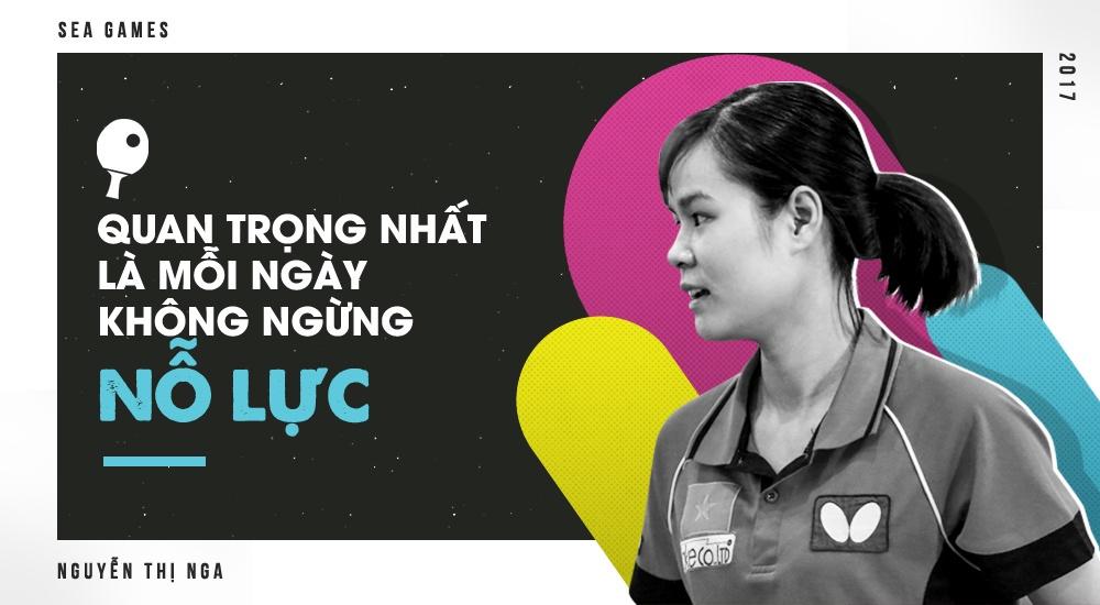 Nguyen Thi Nga: Bong hong cua nhung ky tich trong lang bong ban VN hinh anh 8