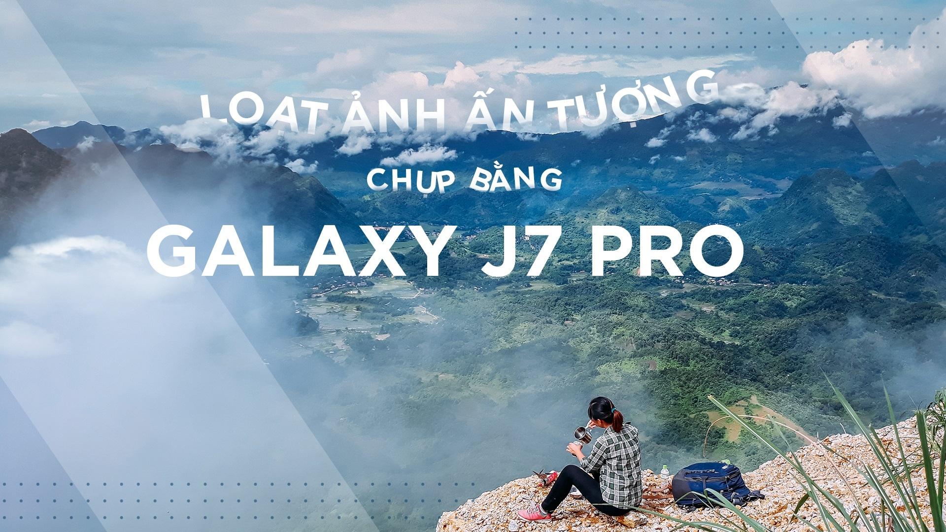 Loat anh an tuong chup bang Galaxy J7 Pro hinh anh 1