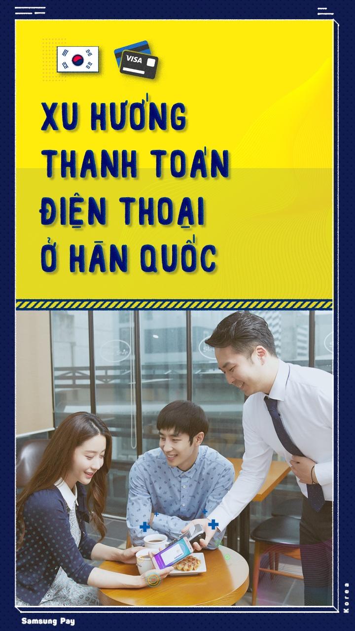 Xu huong thanh toan dien thoai o Han Quoc hinh anh 1