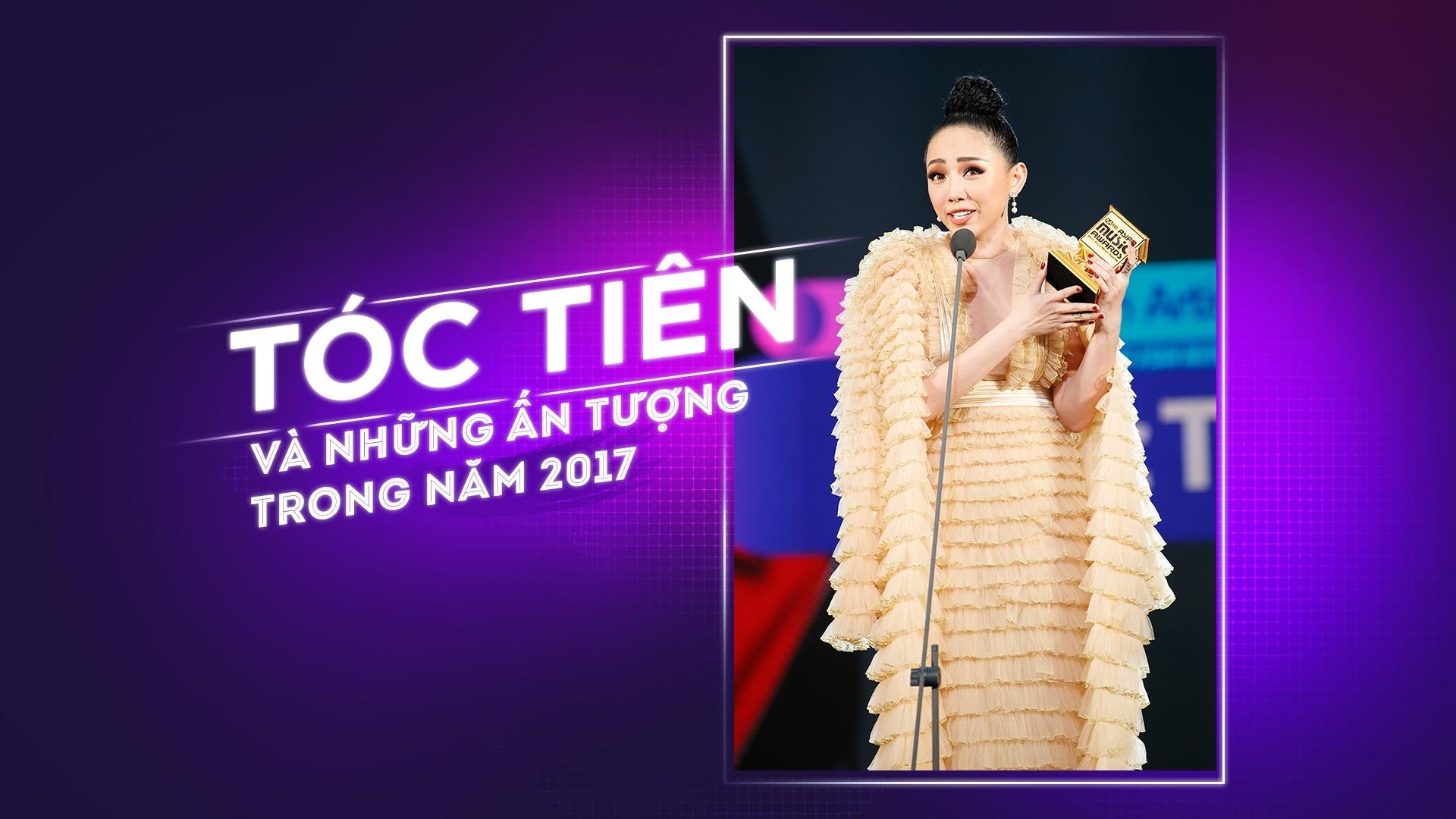 Toc Tien va nhung an tuong trong nam 2017 hinh anh 1