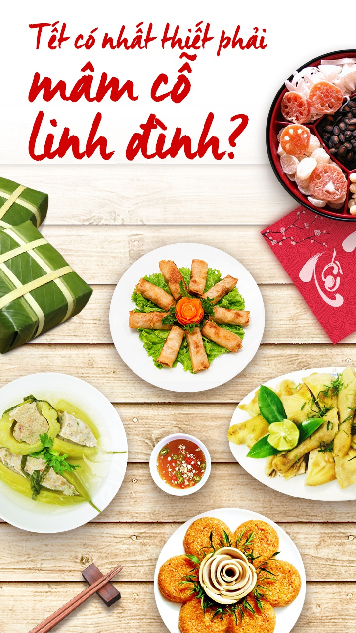 Tet co nhat thiet phai mam co linh dinh? hinh anh 1