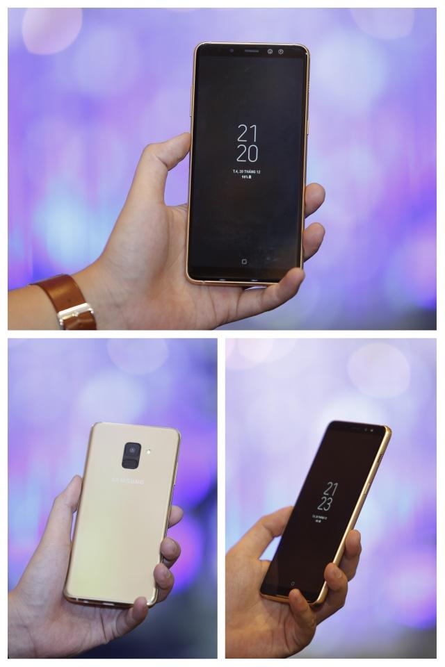 Vi sao Galaxy A8/A8+ la lua chon noi bat cho nguoi dung tre? hinh anh 6