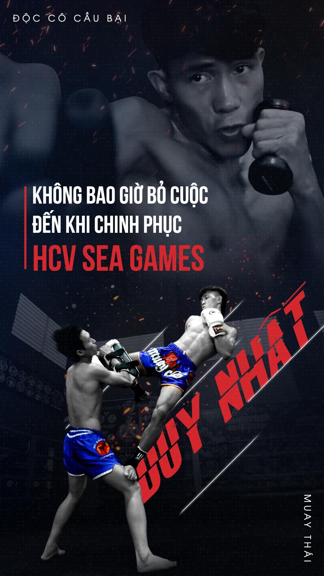 Duy Nhat: 'Khong bao gio bo cuoc den khi chinh phuc HCV SEA Games' hinh anh 1