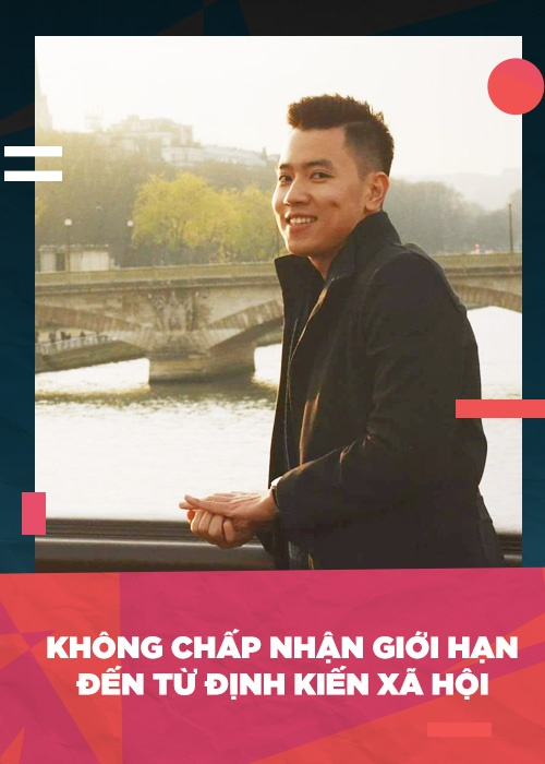 Co truong 9X Quang Dat: 'Gioi han lon nhat cua nguoi tre la dinh kien' hinh anh 4