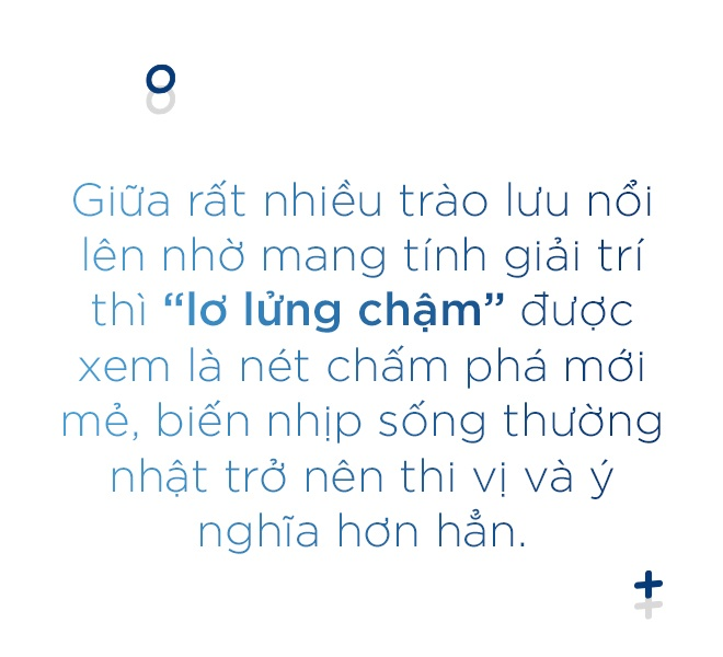 Trao luu 'lo lung cham': Khi cong nghe song hanh cuoc song hinh anh 1