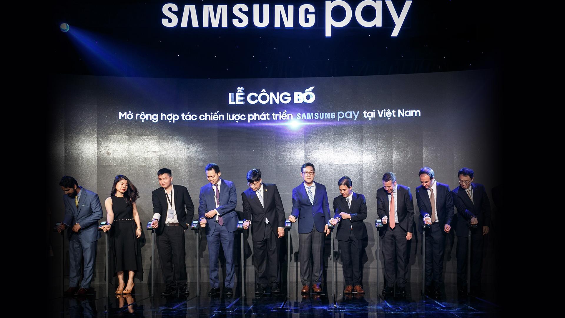 Samsung Pay va nuoc co tien phong thanh toan di dong 'khong tien mat' hinh anh 10