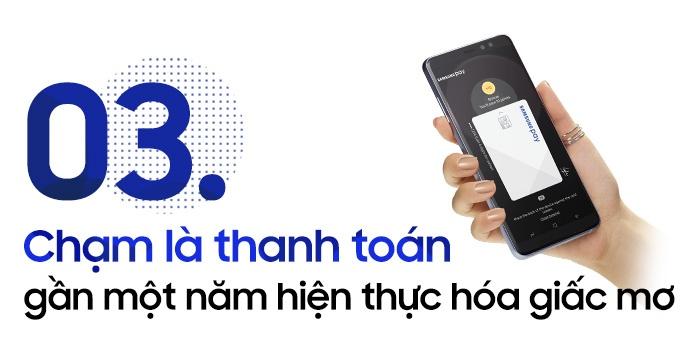 Samsung Pay va nuoc co tien phong thanh toan di dong 'khong tien mat' hinh anh 8