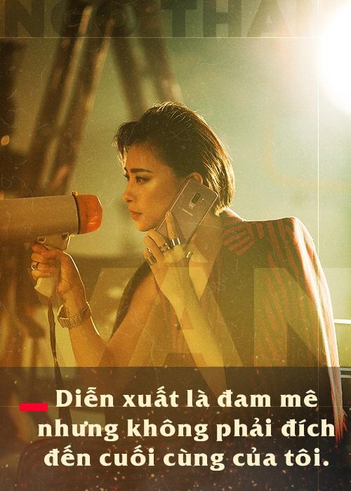 Ngo Thanh Van: 'Toi muon xay dung vu tru co tich cho dien anh Viet' hinh anh 6