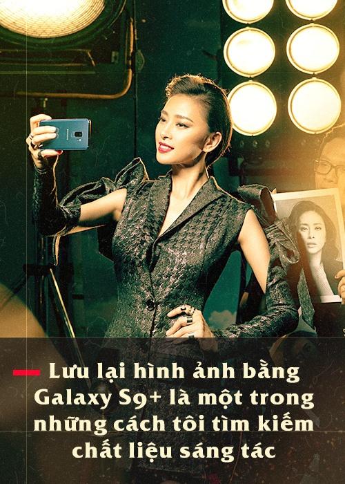 Ngo Thanh Van: 'Toi muon xay dung vu tru co tich cho dien anh Viet' hinh anh 16
