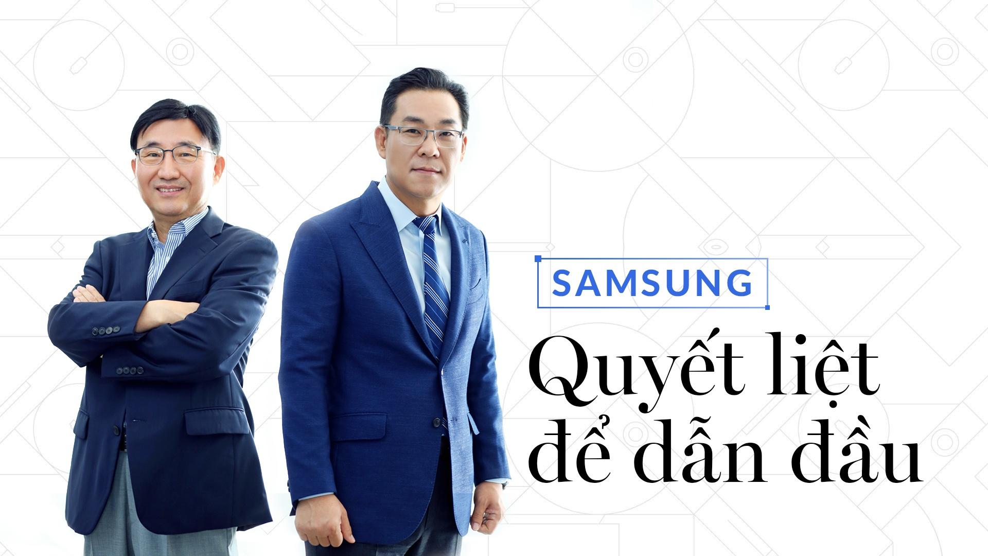 Tong giam doc Samsung Vina chia se cach dan dau thi truong Viet Nam hinh anh 2