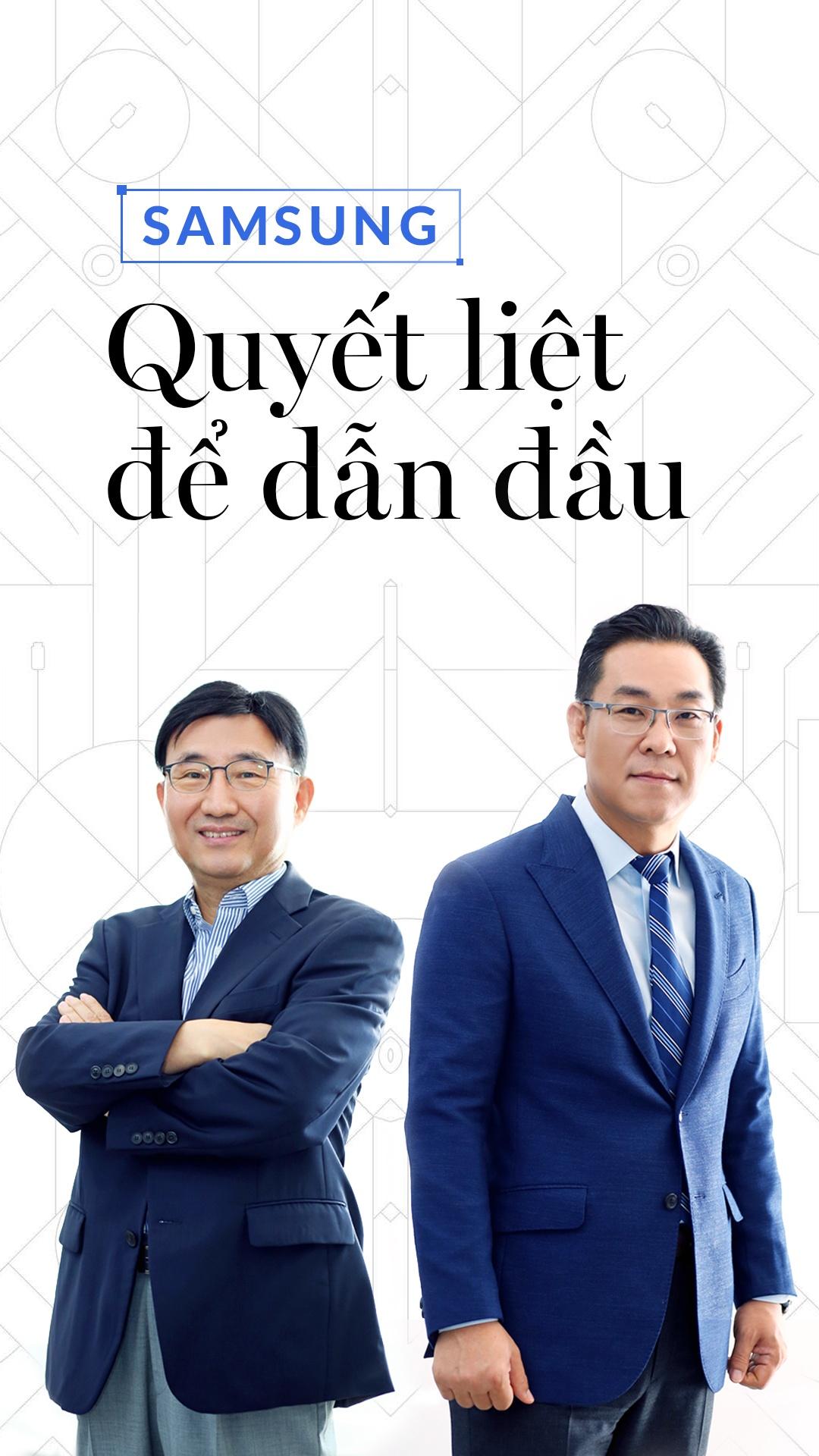 Tong giam doc Samsung Vina chia se cach dan dau thi truong Viet Nam hinh anh 1
