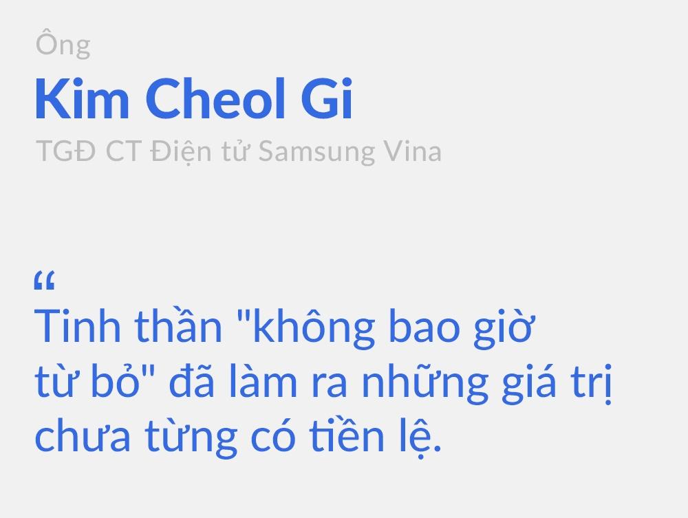Tong giam doc Samsung Vina chia se cach dan dau thi truong Viet Nam hinh anh 3
