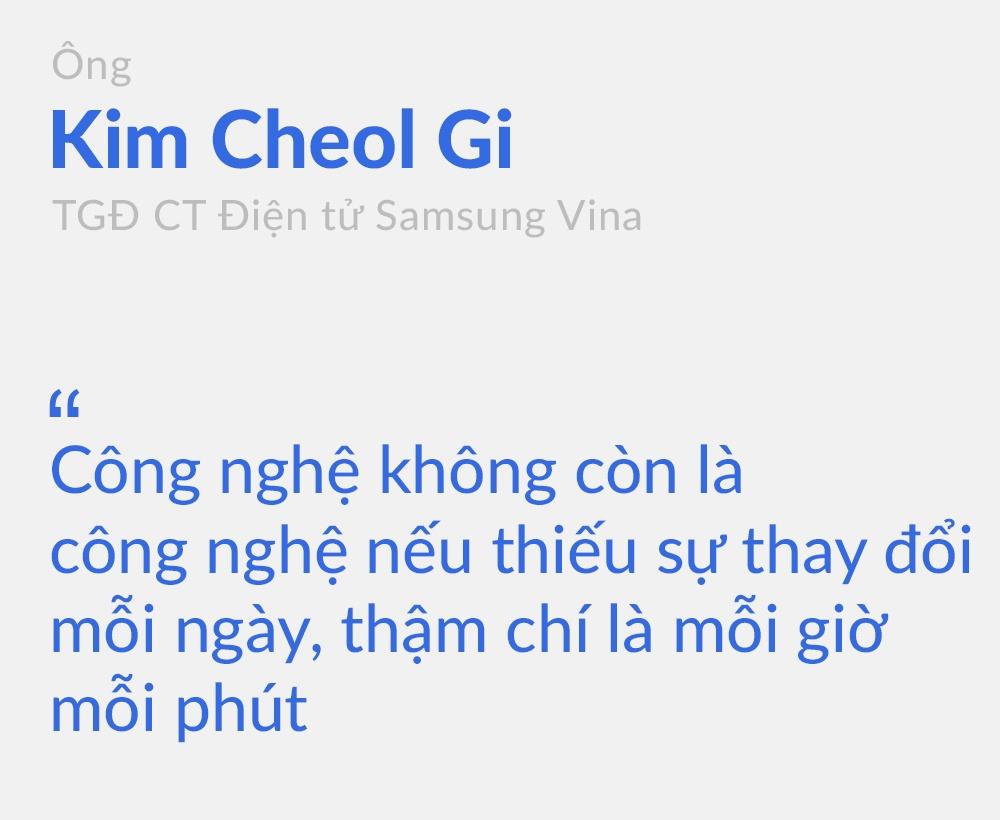 Tong giam doc Samsung Vina chia se cach dan dau thi truong Viet Nam hinh anh 8