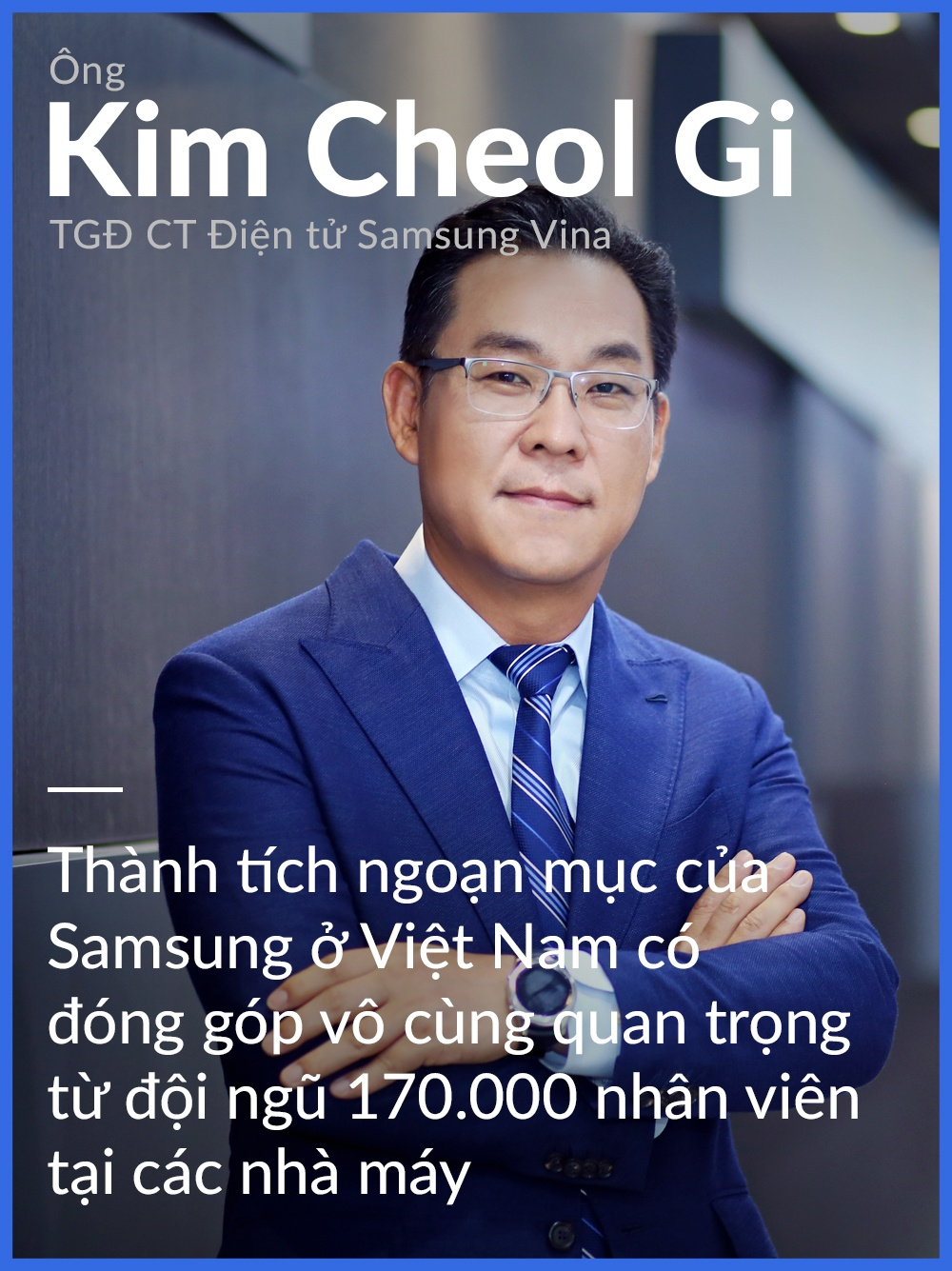 Tong giam doc Samsung Vina chia se cach dan dau thi truong Viet Nam hinh anh 11