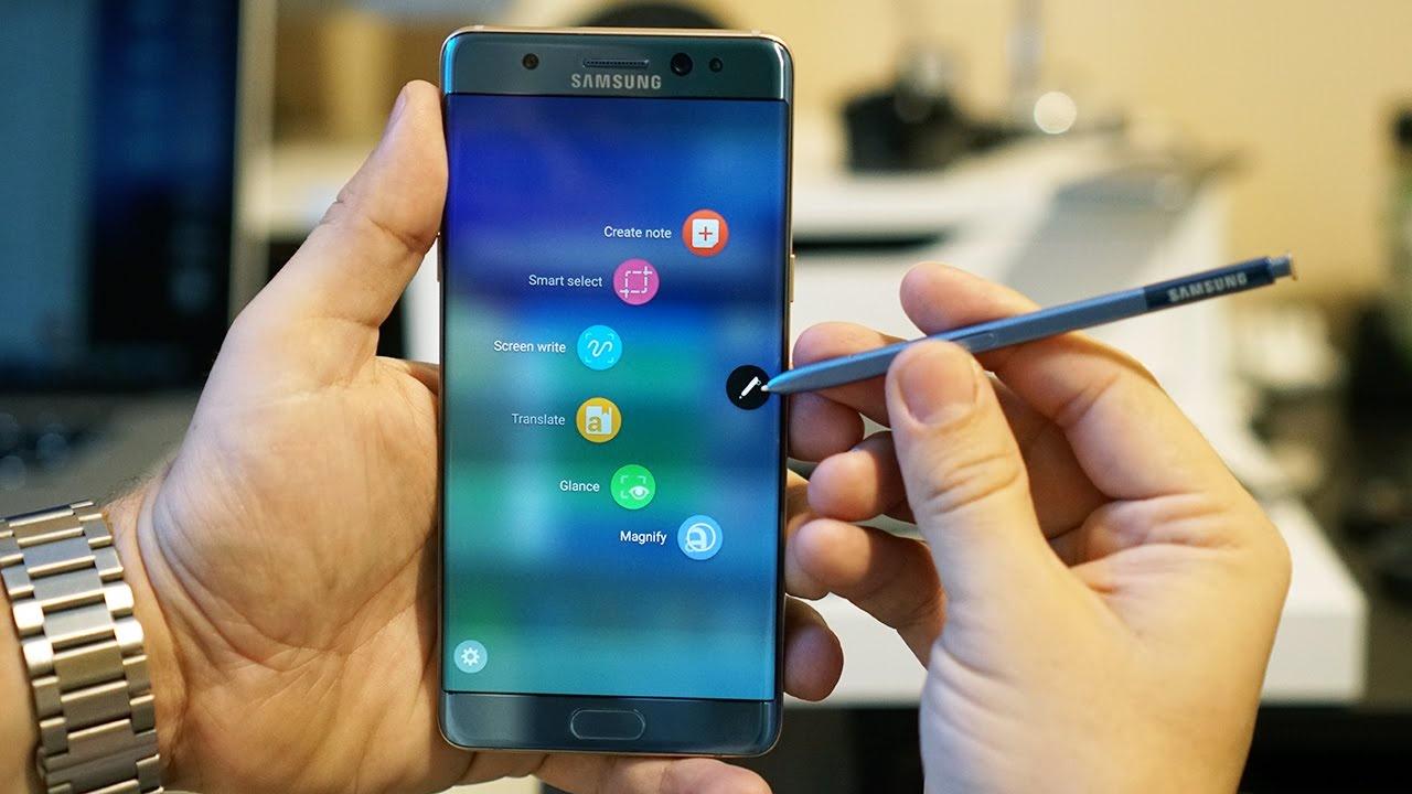 8 nam Galaxy Note: Tu ke bi hoai nghi den di dong di dau ve sang tao hinh anh 8