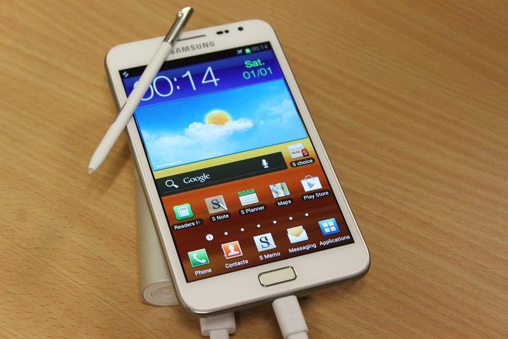 8 nam Galaxy Note: Tu ke bi hoai nghi den di dong di dau ve sang tao hinh anh 2