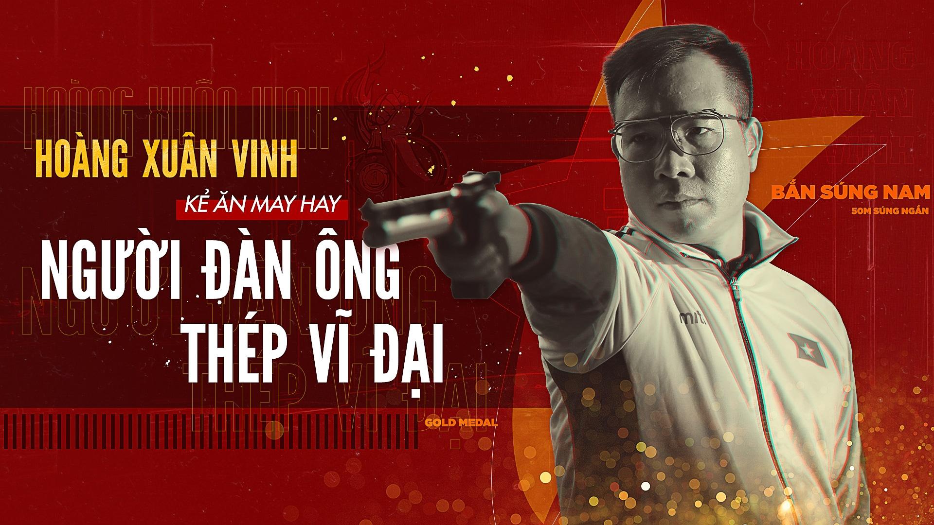 ASIAD,  Hoang Xuan Vinh,  Sting anh 2