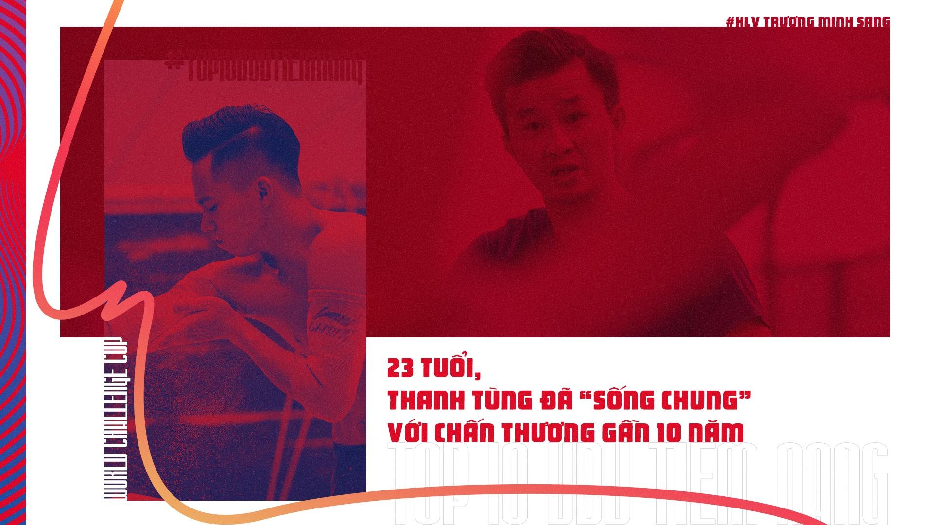'Hot boy' Le Thanh Tung: 10 nam chan thuong deo bam va giac mo Olympic hinh anh 7