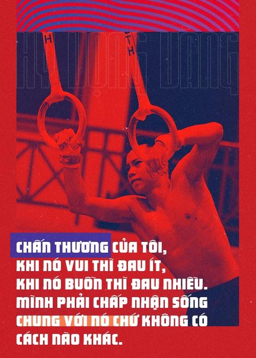 'Hot boy' Le Thanh Tung: 10 nam chan thuong deo bam va giac mo Olympic hinh anh 5