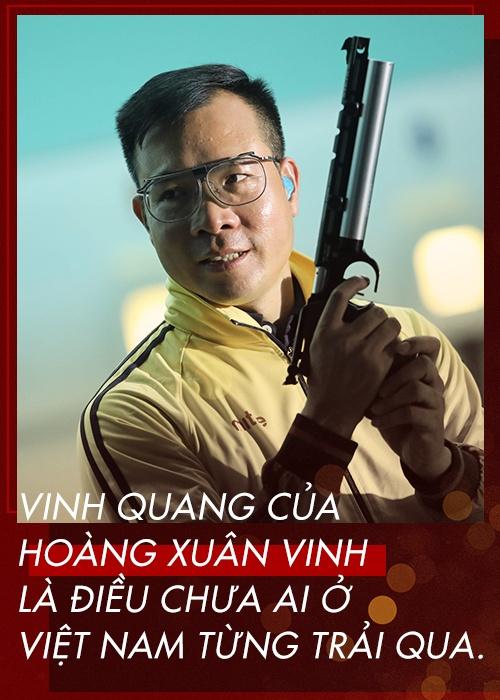 ASIAD,  Hoang Xuan Vinh,  Sting anh 7