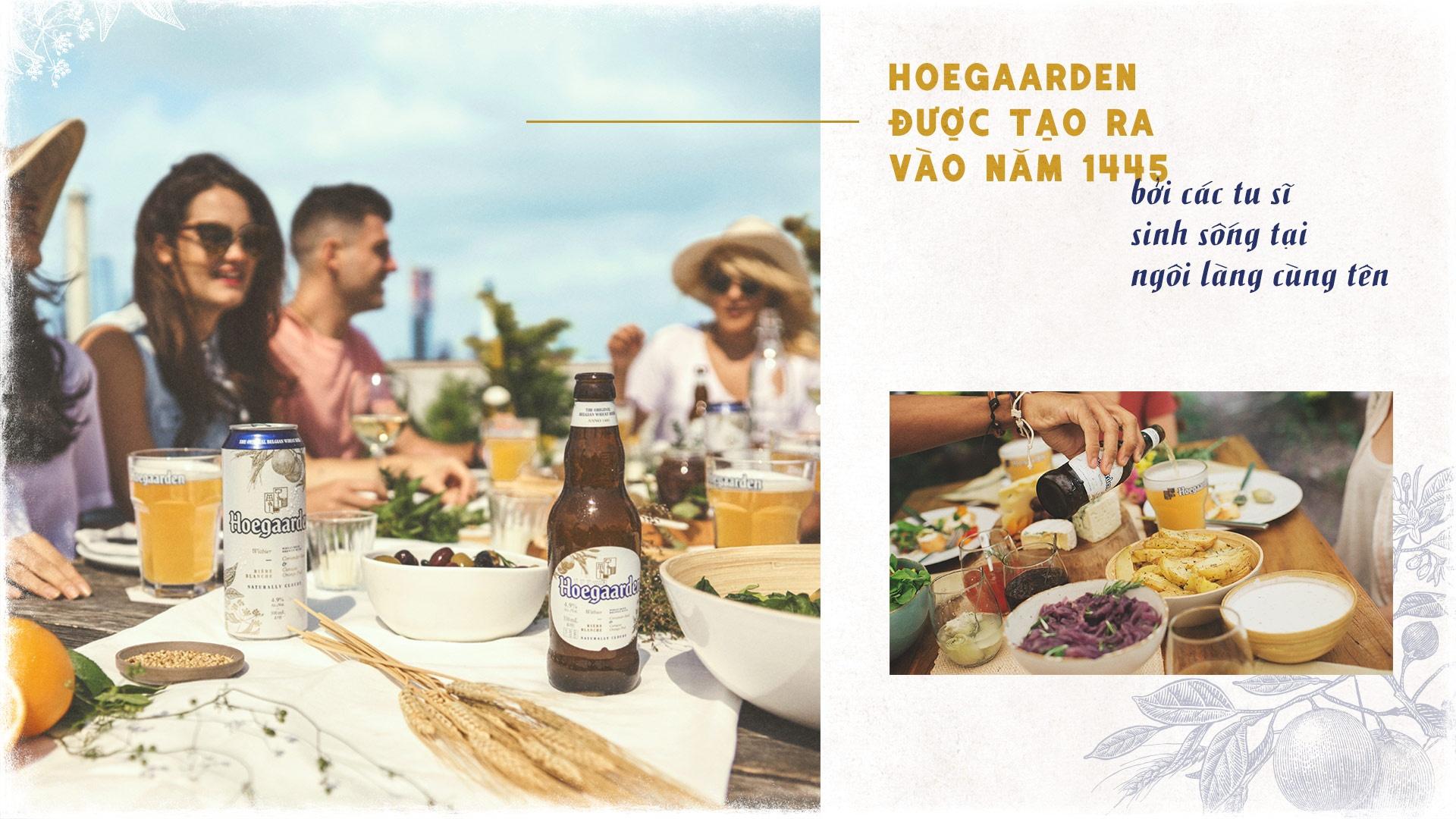 Hoegaarden - tinh hoa bia Bi danh thuc moi giac quan hinh anh 5
