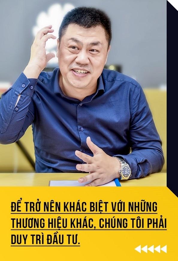 CEO Huawei: 'Chung toi khong coi Viet Nam la thi truong de den roi di' hinh anh 8